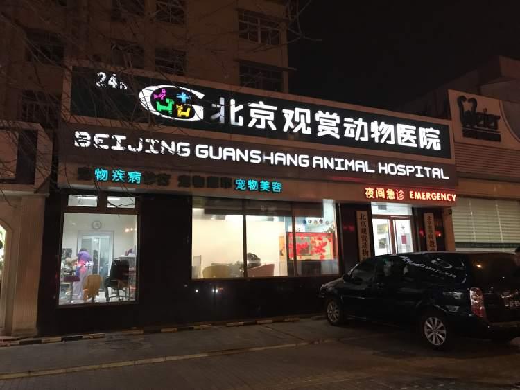 北京观赏动物医院