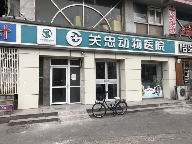 关忠动物医院连锁机构