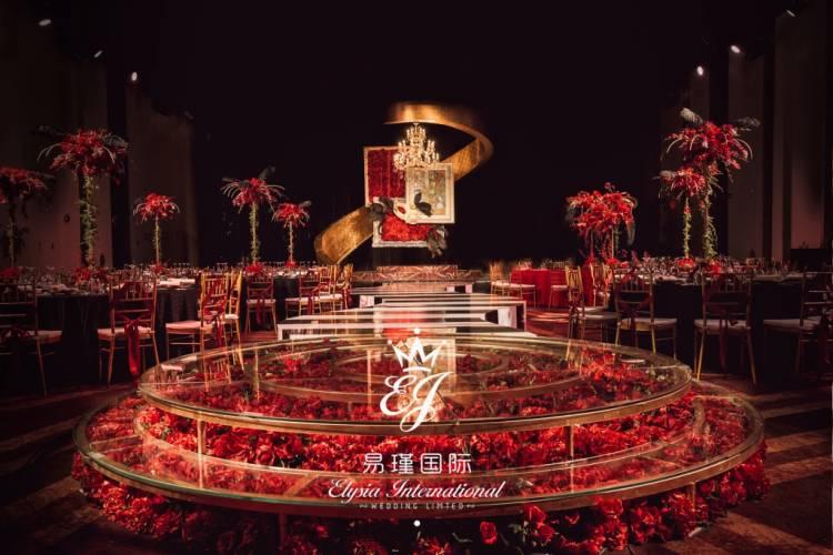 易瑾国际婚礼