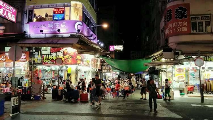 香港最佳夜市商圈推荐榜